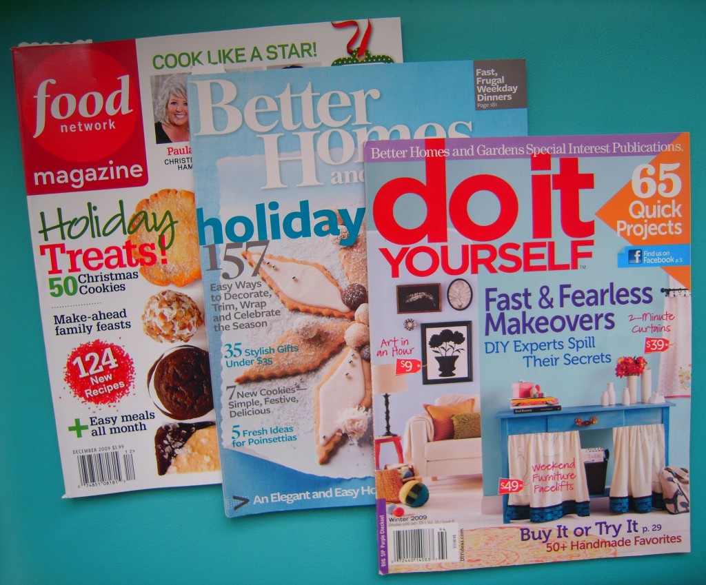 I am super excited that artgoodies has gotten some super great holiday press this year! The cupcake towel made Food Network Magazines holiday gift guide, the chickadee and quail can be found in Better Homes and Gardens Holiday Gift guide in the magazine, and the six pack is in their online holiday gift guide! Plus the squirrel towel and owl stuffie are in Do It Yourself Magazines best of handmade article!!!!