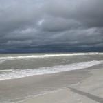 stormy beach blog