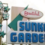 sunken garden blog