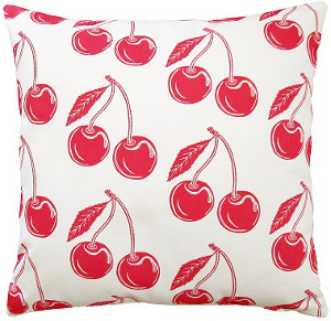 blog cherry pillow