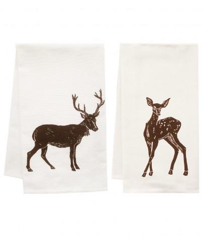 ag web darling deer set