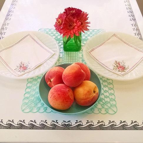 blog peachy