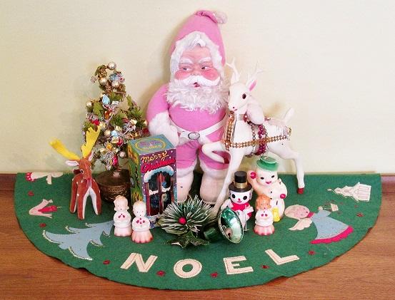 pink santa blog