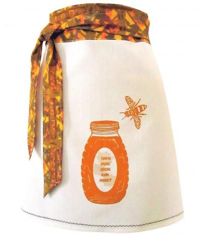 ag honey apron