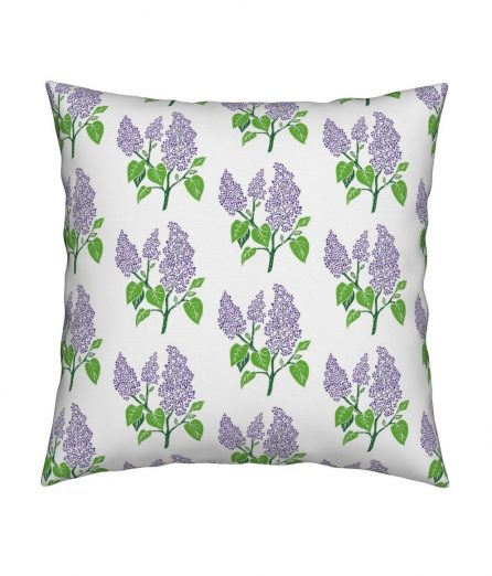 16x16 lilac pillow