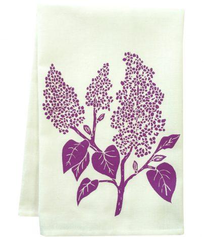 webiste ready towel lilac