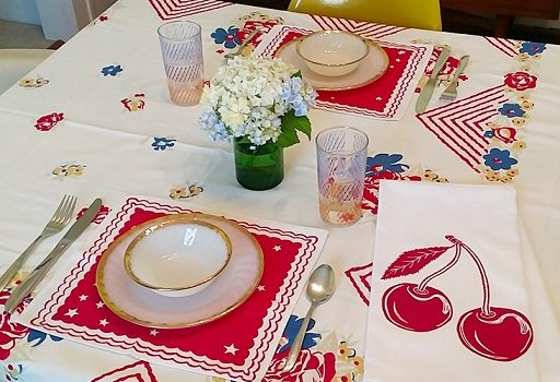 july table setting 2017